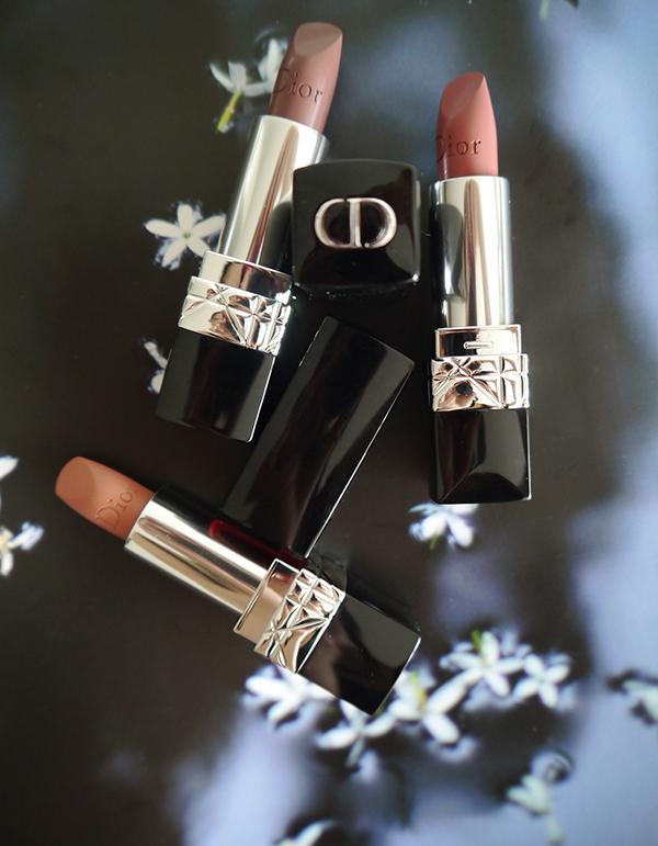 Rouge Dior Eccentric, Hynotic Matte, Sensual Matte lipstick