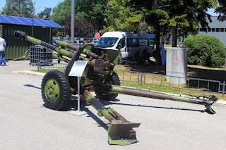 Towed Howtizer M-56 105mm
