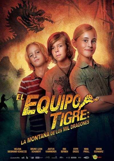 El Equipo Tigre [Tiger Team] DVDRip Español Latino Descargar 1 Link