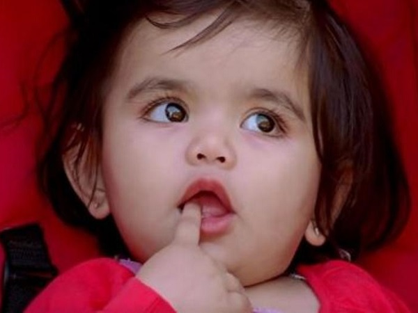 Cute Indian Baby Images