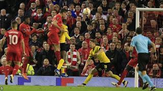 Liverpool vs Borussia Dortmund 4-3