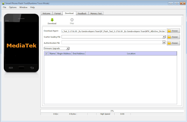 New  SP_Flash_Tool_5.1716.00  Latest Version Free Download