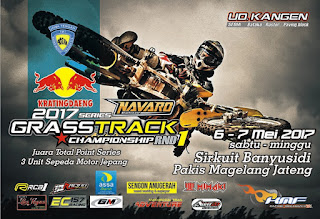 Kejuaraan Grasstrack KMF 12Racing Series