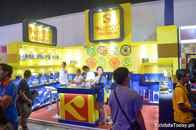 Kryon Premium Exhibition Booth