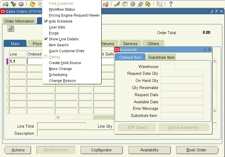 Oracle Applications - Functional: Various Ways to Schedule