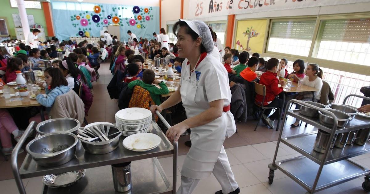 Las becas de comedor llegan a alumnos pero a n son menos que antes de la crisis san - Becas de comedor 2017 ...