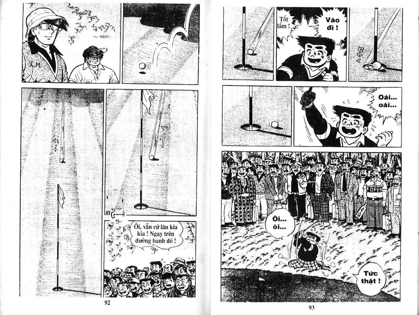 Ashita Tenki ni Naare chapter 42 trang 45