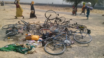 211 Civilians Rescued, Military Wipes Out Boko Haram In Northern Borno 3