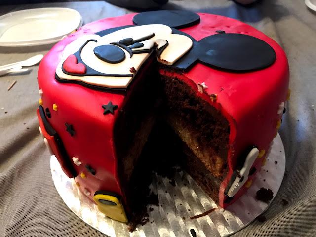 Pastel Mickey - A comeeer