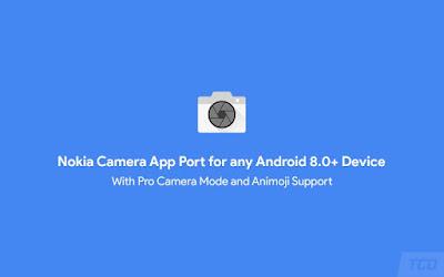 Download Nokia Camera App Port untuk Semua Jenis Android 8.0+ Device (APK)