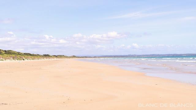 Bakers Beach, Narawntapu - www.blancdeblancs.fi