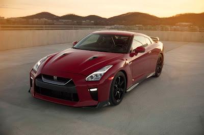 Ντεμπούτο για το Nissan GT-R Track Edition στο Σαλόνι Αυτοκινήτου της Νέας Υόρκης