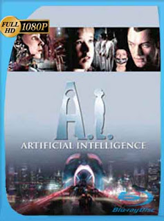 Inteligencia Artificial (2001) HD [1080p] Latino [GoogleDrive] DizonHD