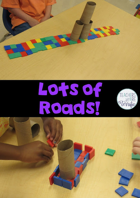 Fabulous ways that first graders can build towers! They will amaze you! Check this blog post for the details! #STEM #kidsneedstem #elementary