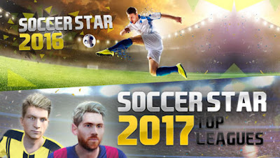 Soccer Star Top Leagues dan Soccer Star World Legend