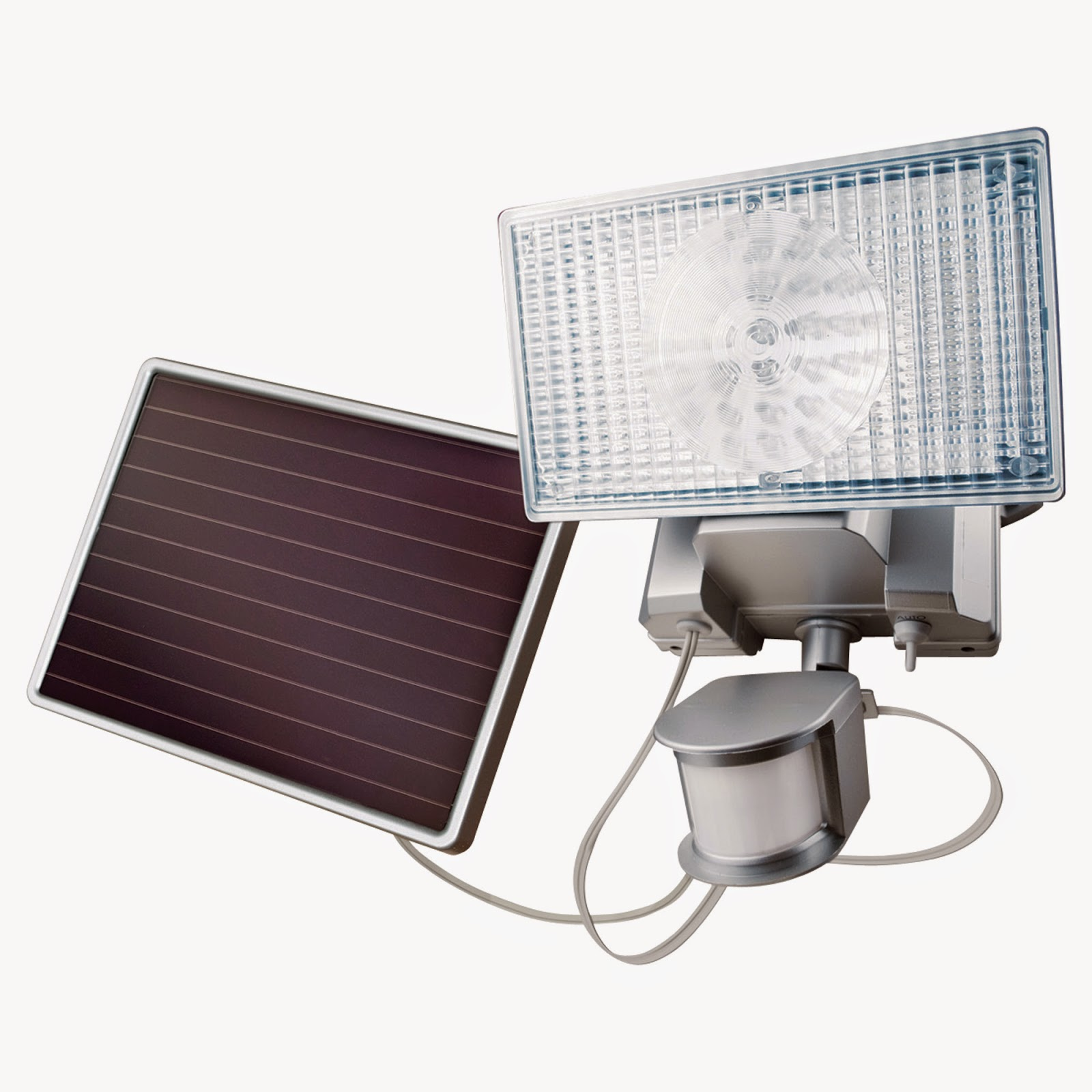 Standard lighting solar panel