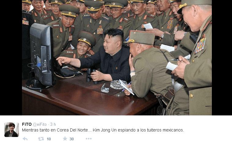 EU informa a Reino Unido que podría atacar a Corea del Norte