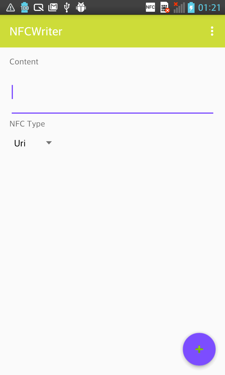Advanced NFC overview