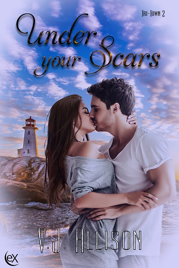 Under Your Scars by V.J. Allison