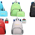 *HOT* $4.79 (Reg. $15.99) + Free Ship Small Lightweight Packable Daypack!