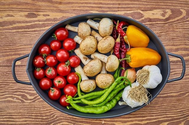 TOP 10 de recetas vegetarianas para peques