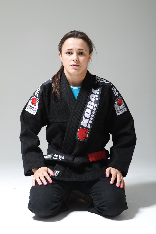 2. Atlit Jui Jitsu seksi - Michelle Nicolini