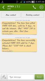 DealZone: MTN Dishing Out Free 1GB - Haven't Received Yours? Come In