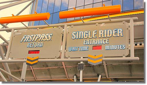 Single Riders | Como não pegar fila nos parques de Orlando