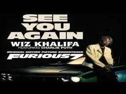 Wiz Khalifa With Charlie Puth Furious 7 OSt Lyrics See you again www.unitedlyrics.com