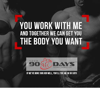 Your 90 Days Transformation Review - Healthy Diet & Nutrition Training?