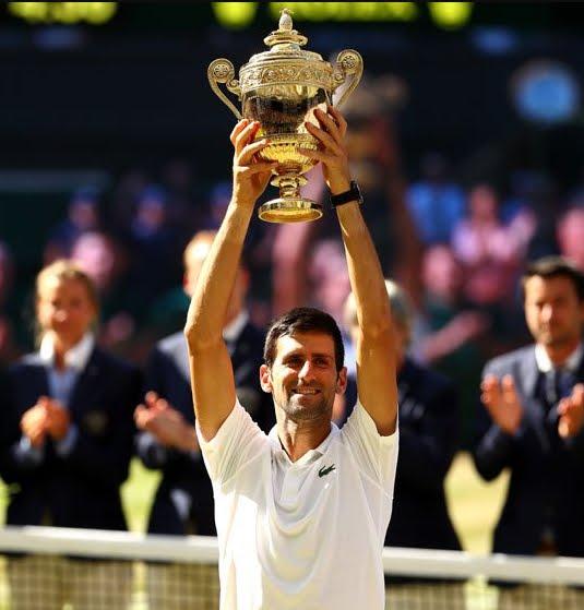 Tennis Londra: Djokovic trionfa a Wimbledon.