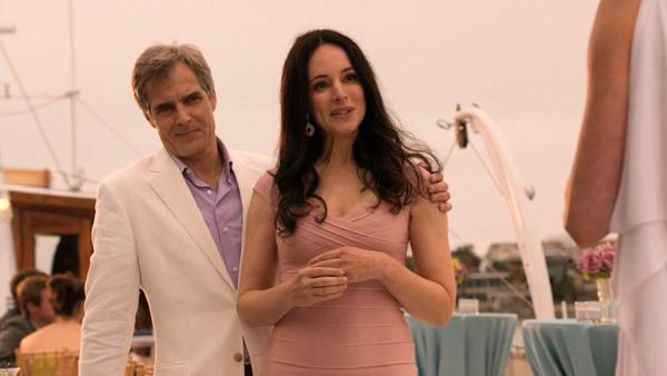 Conrad & Victoria Grayson, Revenge