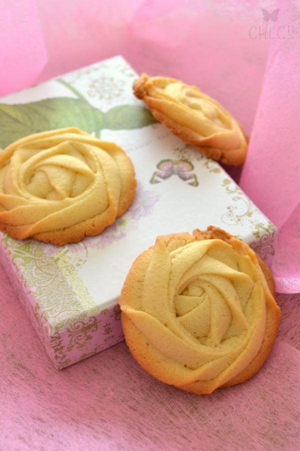 rose-cookies