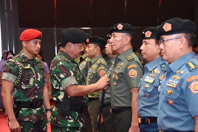 Mulai Hari Ini, Brigjen TNI Sisriadi Tempati Posisi Kapuspen TNI