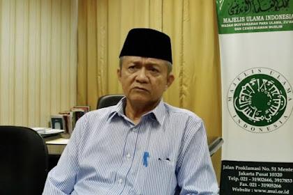 MUI: Ada Ketidakadilan Perlakuan Hukum Terhadap Tokoh Islam