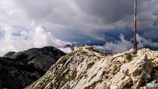 monténégro Mont Lovćen