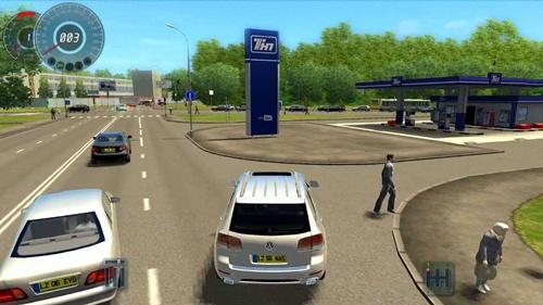 تحميل لعبة city car driving من ميديا فاير برابط مباشر