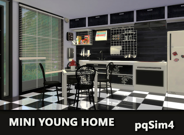 Mini Young Home.Interior 5