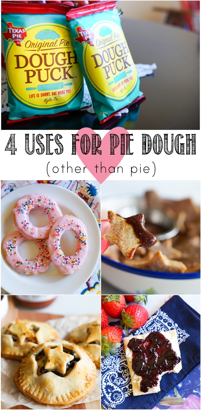 4 Uses for Pie Dough other than pie! | bakeat350.net