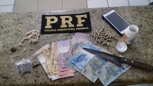 PRF realiza operação de combate ao crime no Vale do Ribeira