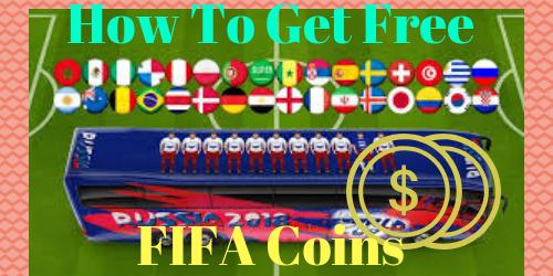 Free FIFA Coins
