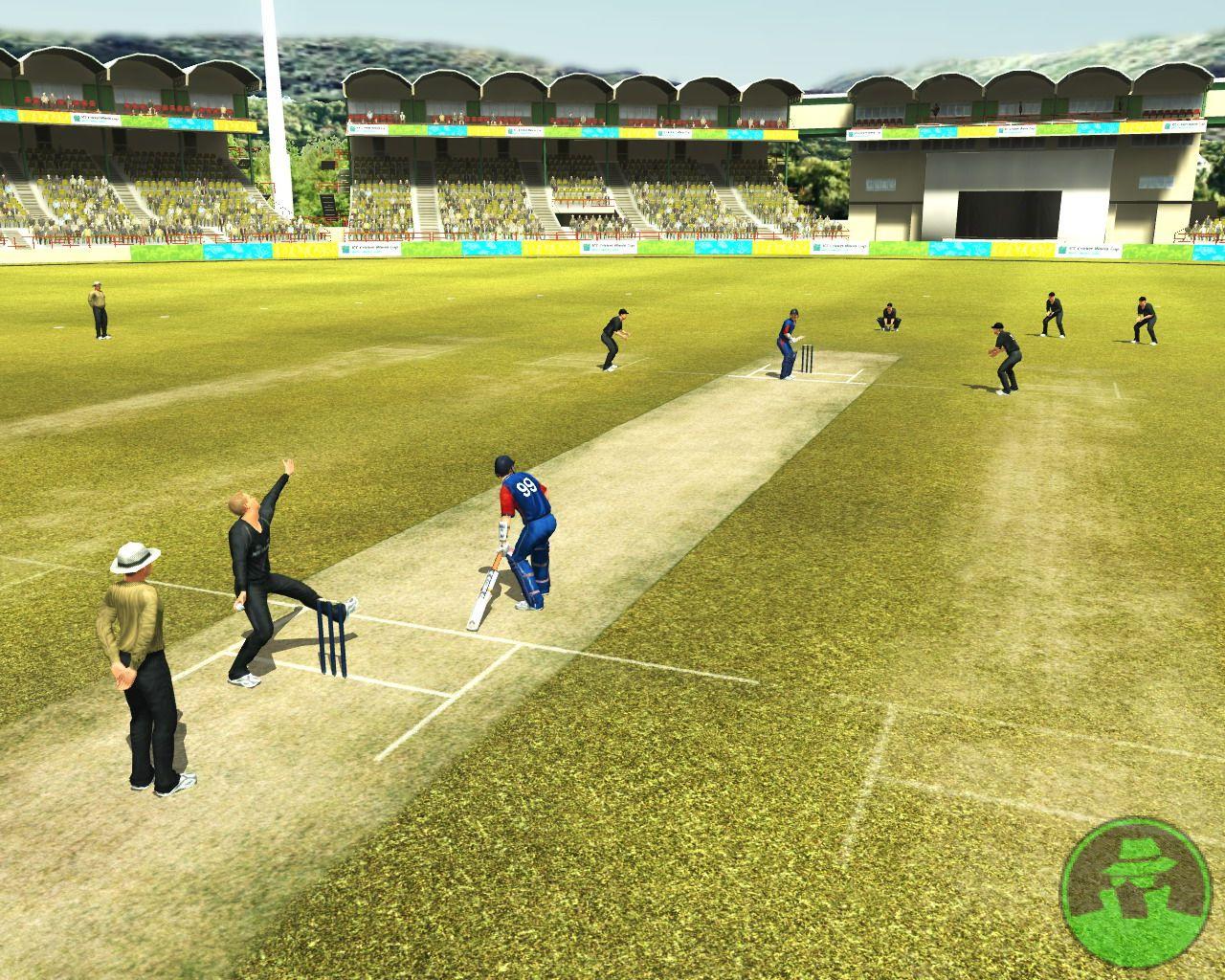 Brian Lara Cricket 2007 Game ~ Full Free Software Download