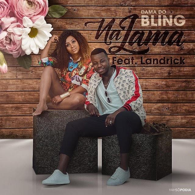 Dama do Bling feat. Landrick - Na Lama (2019)