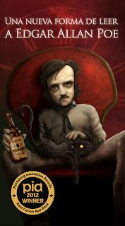 iPoe cuento interactivo de terror sobre Edgar Allan Poe