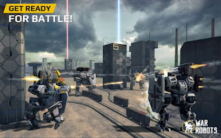 War Robots Mod Apk Data v2.8.0 Unlimited Money Terbaru