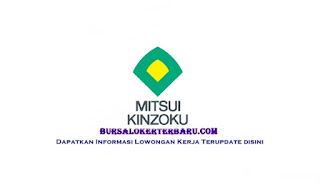 Lowongan Kerja PT Mitsui Kinzoku Catalysts Jakarta