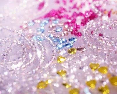 Asombroso Arte en cristal de colores