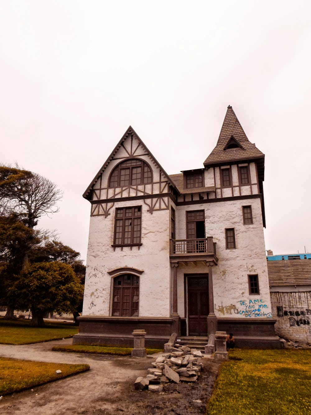 Casa de las Brujas Paramonga