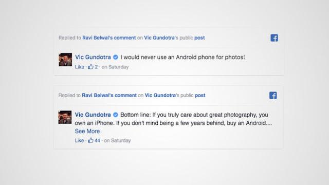 ماهي افضل كاميرا الايفون او كاميرا الاندرويد