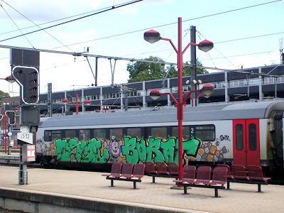 end2end graffiti train